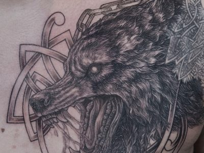 black and grey tattoo best black and grey tattoo smooth shading tattoo neo traditional wolf tattoo
